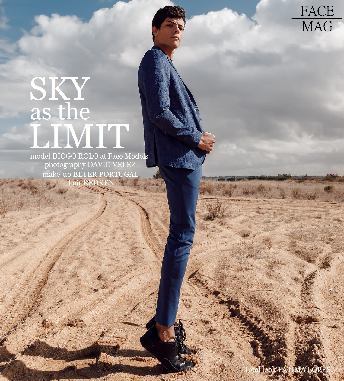 SKY AS THE LIMIT